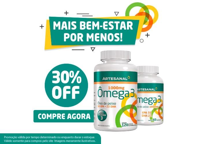 Omega 3 com Desconto