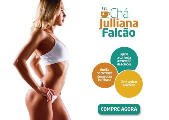 Chá Julliana Falcão