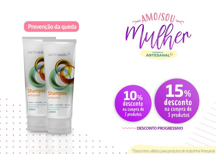 Shampoo - Março